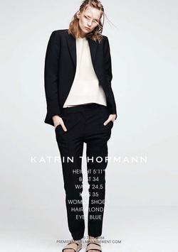 Katrin Thormann