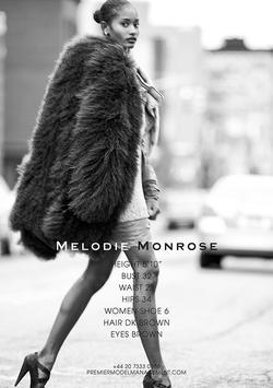 Melodie Monrose