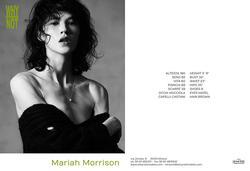 Mariah Morrison