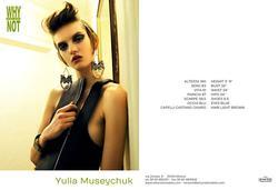 Yulia Museychuk