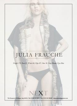 Julia Frauche