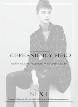 Stephanie Joy Field
