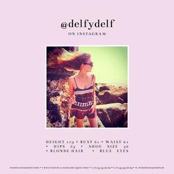 Eve Delf