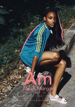 Aleah Morgan