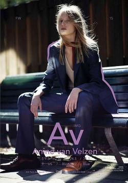 Anine Van Velzen