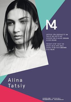 Alina Tatsiy