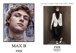 MAX B CARD