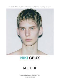 Niki Geux
