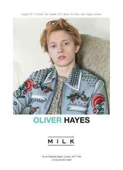 Oliver Hayes