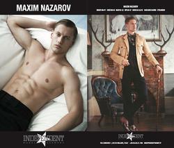 MAXIM NAZAROV