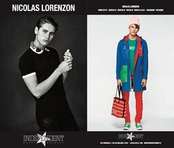 NICOLAS LORENZON