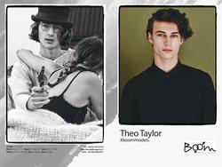 Theo Taylor