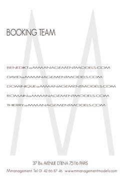 Booking Team