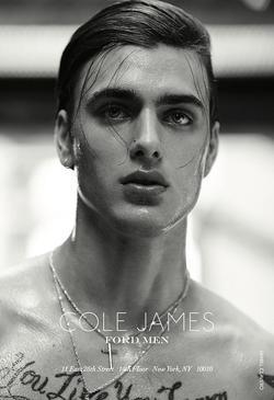 Cole James