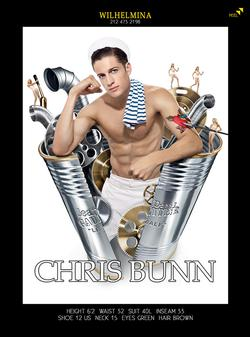 CHRIS BUNN