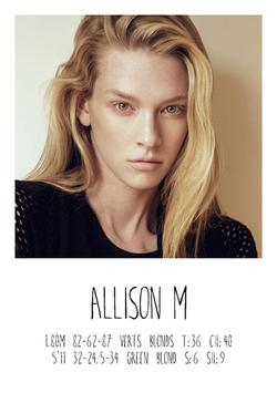 Allison M