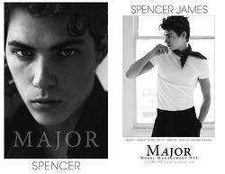 Spencer James