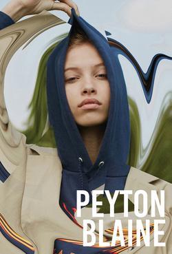 PEYTON BLAINE
