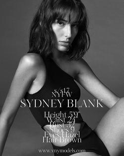 Sydney Blank
