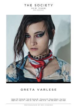 GRETA VARLESE