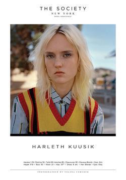 HARLETH KUUSIK