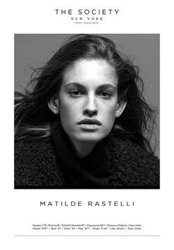 MATILDE RASTELLI