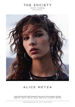 ALICE METZA