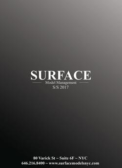 SurfaceModelsNYC Cover