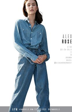 ALEX ROSE