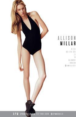 ALLISON MILLAR