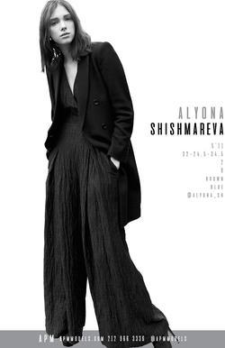 ALYONA SHISHMAREVA