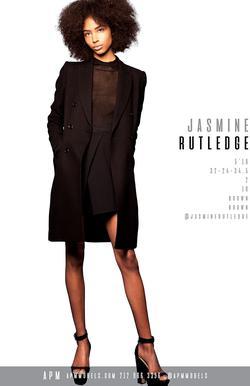 JASMINE RUTLEDGE