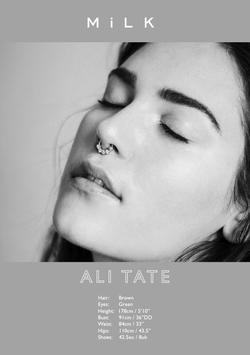 Ali Tate