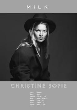 Christine Sofie