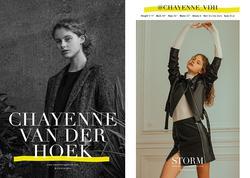 Chayenne Van Der Hoek
