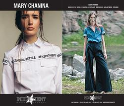 MARY CHANINA