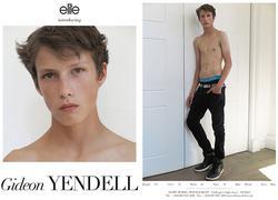 Gideon Yendell