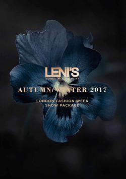 Lenis Models Cover