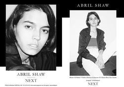 ABRIL SHAW