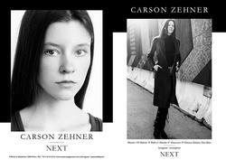 CARSON ZEHNER