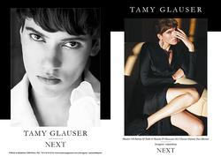 TAMY GLAUSER
