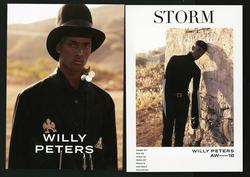 WILLY PETERS   15015685