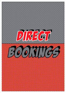 Direct Bookings   88944921
