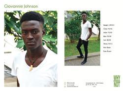GIOVANNIE JOHNSON   32480189