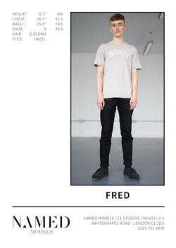 Fred    91625833