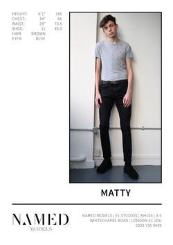 Matty    17227415