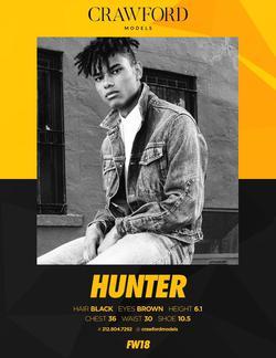 Hunter    82857801