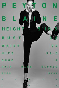 Peyton Blaine    55922803