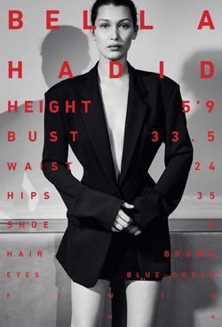 Bella Hadid    45701973