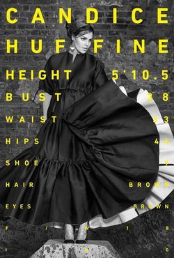 Candice Huffine    92978544